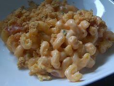 Jalapeno Popper Macaroni and Cheese