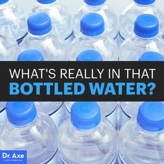 Bottled Water Risks: Are You Drinking this Toxic Rip-Off? - Dr. Axe