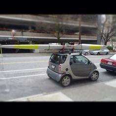 Smart Car - :). Ha ha ha !!!!!