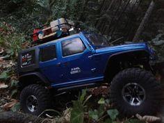 SCX10 Jeep Wrangler Rubicon -Aerodactyl – – Beykoz RC
