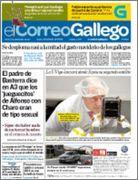El Correo Gallego - 07 Noviembre 2013 - PDF -  IPAD  -  ESPAÑOL -  HQ