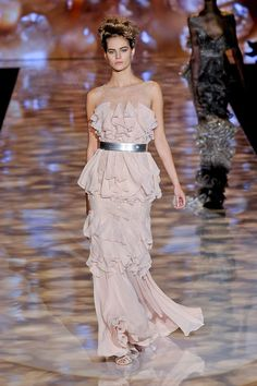 Badgley Mischka at New York Fashion Week Spring 2012