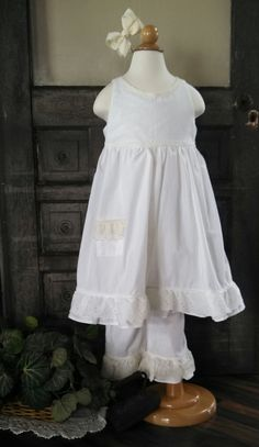 #vintage #slipdress & #bloomers #vintageclothes check out my etsy website to order anything you see :)