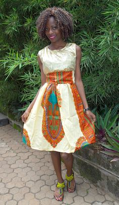 Hold Mama Africa – DRESS 3