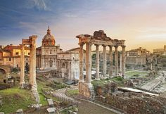 "Forum Romanum is a 2000 piece jigsaw puzzle from Clementoni. Finished puzzle measures 38.4"" x 26.59"". Released October 2013."