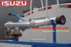 Ghana custom ISUZU 5000L Water bowser tank truck sprinkler http://www.isuzutruckscn.com/3000l-5000l-ghana-market-isuzu-nkr-water-truck-tanker-for-sale_p88.html