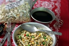 *Back-packing:  Just add boiling water for an instant, nutritious meal that's perfect for backpacking, camping, dorms, office, and travel.
