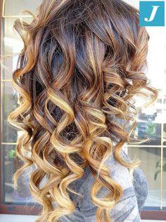 Magia di Degradé Joelle! #cdj #degradejoelle #tagliopuntearia #degradé #igers #musthave #hair #hairstyle #haircolour #longhair #ootd #hairfashion #madeinitaly #wellastudionyc