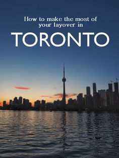 How to make the most of a layover in Toronto - The Path to 100 Just Go, Let It Be, Cheap Web Hosting, Ecommerce Hosting, Central America, Cn Tower, Places To See, Paths