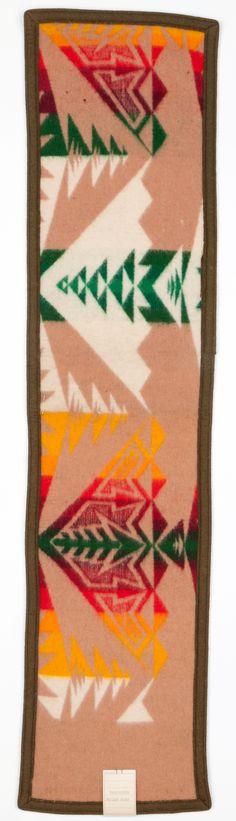 1920s Pendleton Woolen Mills salesman's sample American Indians, Native American, Pendleton Woolen Mills, Camping Blanket, Navajo Rugs, Indian Tribes, Cotton Blankets, Wool Blanket, 1920s