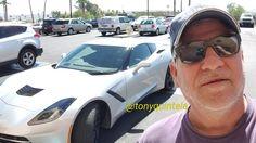 Another nice V ette in Havasu... #corvette #vette #chevy