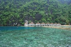Glutton Anonymous: Miniloc Island Resort