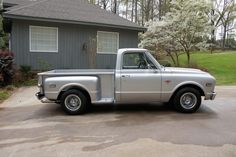 68 Chevy C10 Side