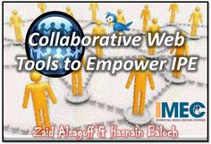 Collaborative Web Tools to Empower IPE at #IMEC14!
