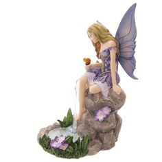 Wholesale Fairy Figurines | Tales of Avalon Lisa Parker Fairy Waterfall Whispers