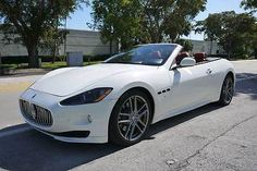Pre Owned Maserati Convertible