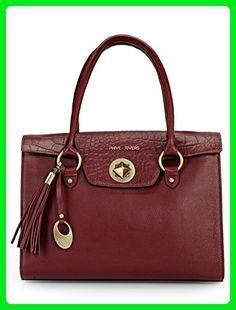 Phive Rivers Women s Leather Shoulder Bag (Burgundy) (PR1082) - Shoulder  bags (. Handmade ... a320ecc9d161a