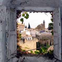 Special view from Ubeda (Spain). World Heritage City