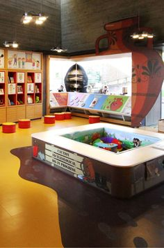 PLAY Activity Centre at The Collection, Lincoln, Smith and Jones Design Consultants