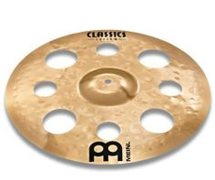 Meinl Cymbals CC18TRC-B Classics Custom 18-Inch Trash Crash by Meinl Cymbals. $169.99. Classics Custom cymbals deliver outstanding sound qualities with a stunning, modern look. They deliver rich, musical sounds for ambitious rock and heavy drummers. Samba, Guitar Picks, Musical Instruments, Bass, Classic, Percussion, Weapon, Drums, Guitars
