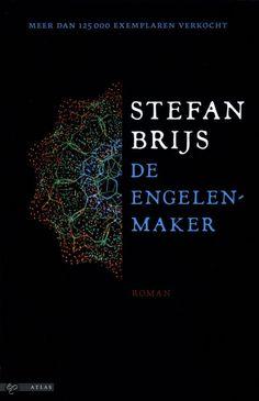 Stefan Brijs - De engelenmaker || http://www.bol.com/nl/p/de-engelenmaker/1001004011555067/