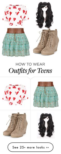 """""""Untitled #240"""" by bav873 on Polyvore featuring Être Cécile"""