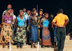 Choir festival lights up the Lake of Stars in Malawi