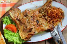 Chivo de Canillas, un asado delicioso que os animo a descubrir