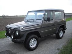 Mercedes G230 W460 (1990); these go for around £8995. It would need a few facelift mods (Grille, Sides, Rear, etc...).