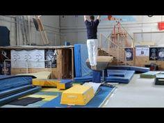 ▶ Gymnastics Vault Move Drills | Gymnastics Training - YouTube