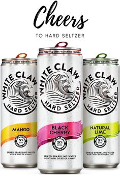 Seltzer is basically carbonated water, which is either artificially injected under pressure or appearing naturally, which was quite famous back in the day in US. Hard seltzer, spiked seltzer or hard sparkling water is an alcoholic beverage containing carbonated water, alcohol, and often fruit flavoring.  Not yet Introduced in India.
