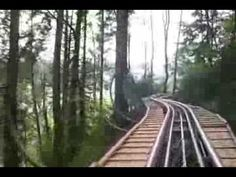 ▶ Smoky Mountain Alpine Coaster....NOW OPEN in Wears Valley, Pigeon Forge!
