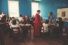 Sarah's Scenes, Real Life Photographer: Fort Vancouver Schools