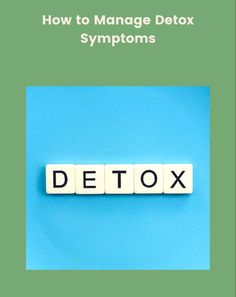 When we start eating healthy, and especially juicing, it's common to experience mild detox symptoms. This can leave us feeling unwell, drunk, agitated, and itchy. How do we manage detox symptoms? Detox Symptoms, Juicing, Eating Healthy, Helpful Hints, Affirmations, Health Tips, Remedies, Nutrition, Diet