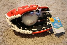 Add a baseball glove to your Operation Christmas Child box! Walmart's summer toys will be on clearance soon