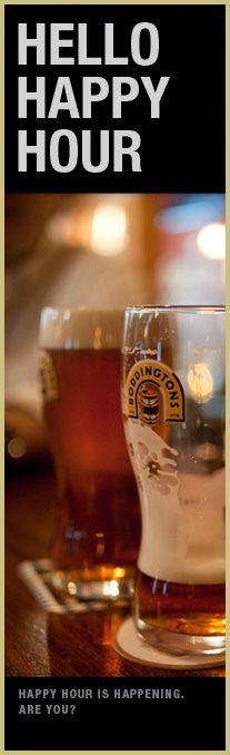 Happy Hour at Fado Irish Pub