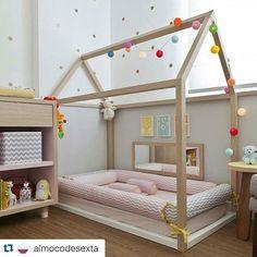 Que buena idea también usar la DREAMHOUSE como un espacio de juego/descanso con…