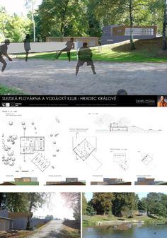 Studentský projekt. ZS 2013/2014. FSv ČVUT v Praze. Floor Plans, Atelier, Floor Plan Drawing, House Floor Plans