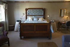 Ivy View Suite, Abbey Gate views, relaxed English charm and original style, subtly furnished