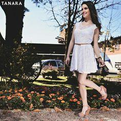 Os sapatos Tanara são conhecidos pela sua beleza e conforto. É experimentar e se apaixonar.