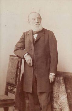 Rudolf Virchow, Fotografie, Brasch, Carl, Virchow, Rudolf,  Berlin, nach 1884