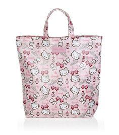 Harrods Hello Kitty tote bag