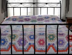 Quilt on Bed Pic One