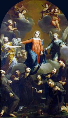 The Seven Holy Founders of the Servites
