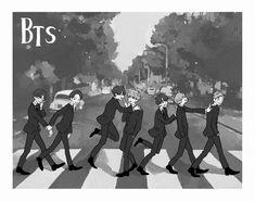 Our lovely bangtan Fanart Bts, Dibujos Cute, Bts Drawings, Bts Chibi, Bts Fans, Fanarts Anime, About Bts, I Love Bts, Animation