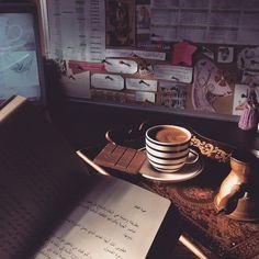 قراءة & قهوة