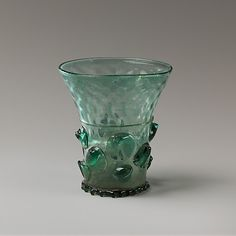Beaker  Date: early 16th century Geography: Made in, probably Lower Rhineland, Germany