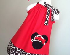 Beautiful Elephant in pink pillowcase dress. by Valentinasplace