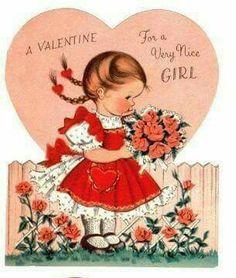 Sweet Valentine with Eloise Wilkin, I believe.