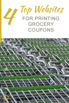 With grocery prices rising, it helps to have ways to save money at the store. Printing out a few coupons can help offset the costs.